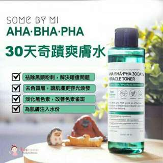 🇰🇷 AHA. BHA. PHA. 30Days Miracle Toner 150ml