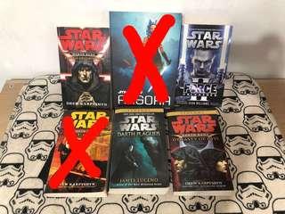 🚚 Star Wars Books