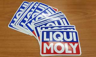 LIQUI MOLY Sticker