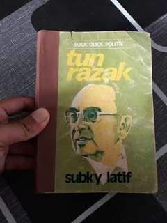 Suka Duka Politik Tun Razak Chetakan Pertama 1976