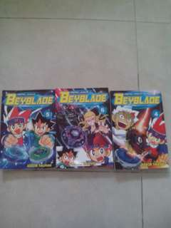Beyblade metal fight episode 4,5 and 6
