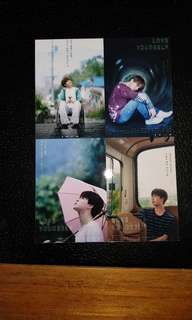 BTS Unofficial Love Yourself Photos