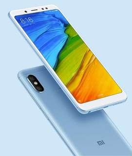 Redmi Note 5 Hong Kong Version, 4G RAM 64G ROM Blue