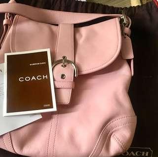 Original COACH Ladies Sling Bag