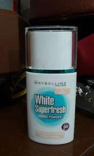 Maybeline White Super Fresh Liquid Foundation
