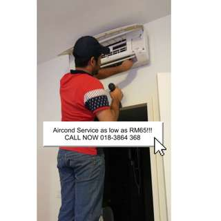 Aircon Service/Sale,New AC GREE/HAIER RM699 only~