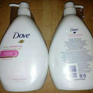 Dove Body Wash 1000ml