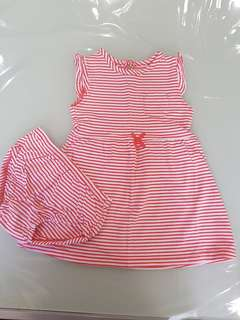 Carter's Dress set