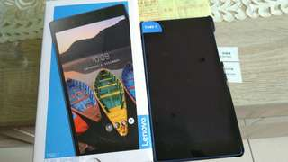 Lenovo tqb3 7 LTE通話平版