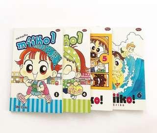Komik Hai Miiko by Ono Eriko