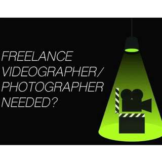 Freelance Videographer/Photographer