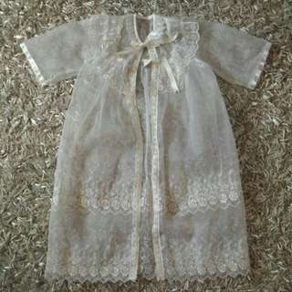 🚚 嬰兒薄紗外袍