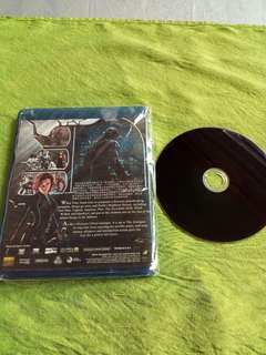 Bluray disc Marvel