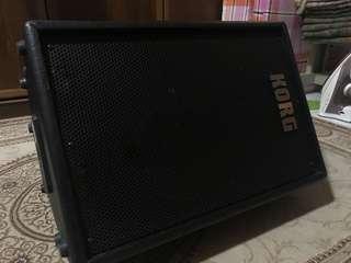 Busking Amp Korg MMA 130