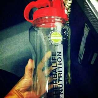 Herbalife Water Bottle Red 2000ml