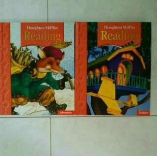 P2 Textbook Houghton Mifflin Reading