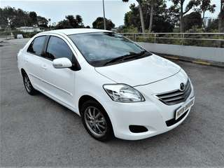 Cheapest Long Term Rental Toyota Vios 1.5A