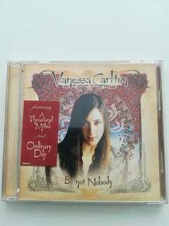 Be not nobody by Vanessa Carlton Music CD