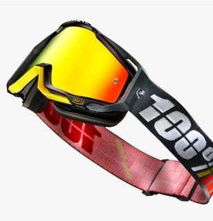 100% Goggles - motocross Enduro MTB