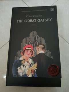 The Great Gatsby by F.Scott Fitzgerald (Bahasa Indonesia)