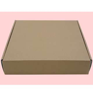 Nice kraft Boxes size 25x21x5cm  5 ( or 10) pieces pack now 30% discount till stock last
