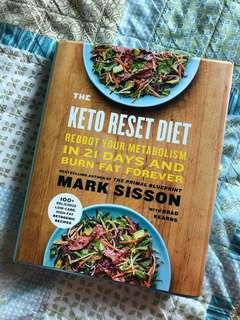 Keto Diet Reset Book