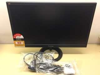"Selling: ViewSonic Monitor LED 22"" Widescreen Full HD  Model: VA2261-6"