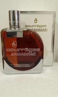 Courreges armagnac 750ml 40% 連盒