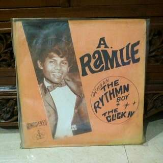 Lp...Vinyl...A Ramlie