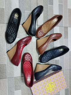 Tory burch wedges 7cm
