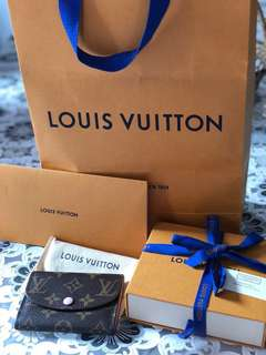 Louis Vuitton Rosalie Wallet