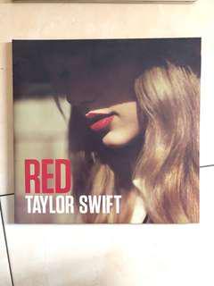 Taylor Swift RED Vinyl