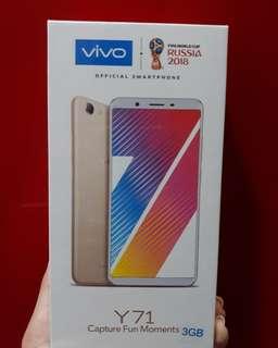 Vivo Y71 Ram 3GB kredit murah promo special lebaran