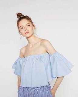 Zara Off Shoulder
