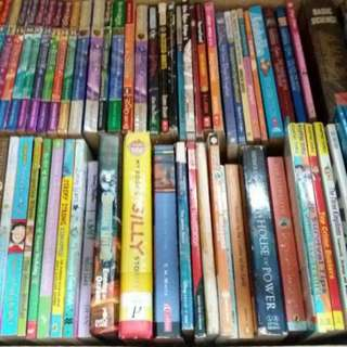 Primary school story books (more than 80 books only $20)