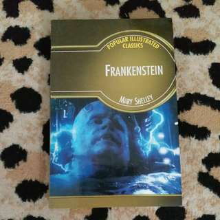 Frankenstein Popular Illustrated Classics
