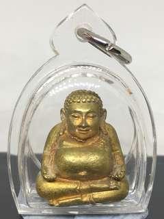 LP Saithong. Sangkajai Chinnabanchon. Wat Bot. 2556. (Item C). $40