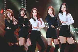 🚚 Red Velvet