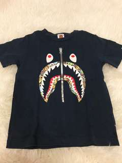 Bape kids shark