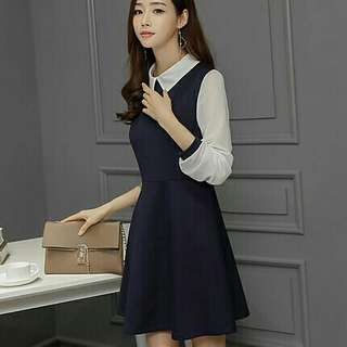 *FREE DELIVERY to WM only / Pre Order 12-14 days* Ladies Korean design dress each as shown design/color.   Free delivery is applied for this item.