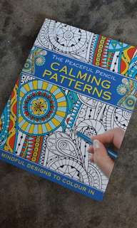 coloring make peaceful