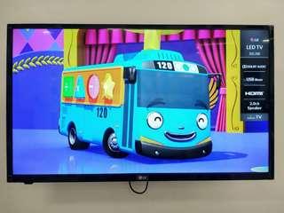 """LG TV 32"""" Digital HD Promo Free 1X Angsuran Tanpa Kartu Kredit Proses Cepat"""