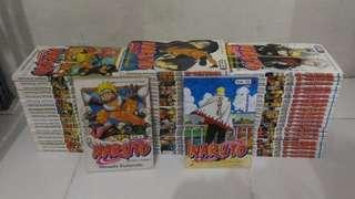 Komik Naruto 1-72