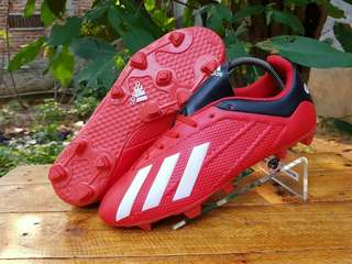 Sepatu bola adidas new X 18.0 - sepatu bola adidas X 18.0 vietnam - hitam, 39