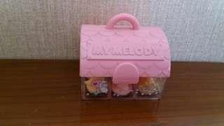 絕版罕有Sanrio melody 印一盒(1995年產品)