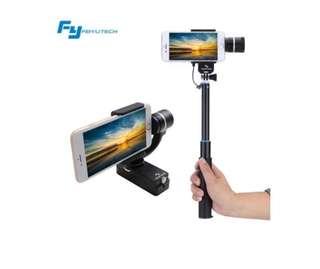 (New) Feiyu Tech SmartStab 2-Axis Smartphone Selfie Handheld Gimbal Stabilizer