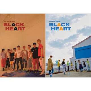 UNB BLACK HEART