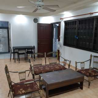 3+1 BOON LAY DR BK 268C FURN NO AC, WHOLE FLAT FOR RENT, PLS CALL 9459  8818