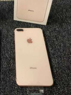 Iphone 8 plus 64gb MY
