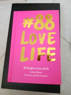 88 Love Life Vol 1 by Diana Rikasari